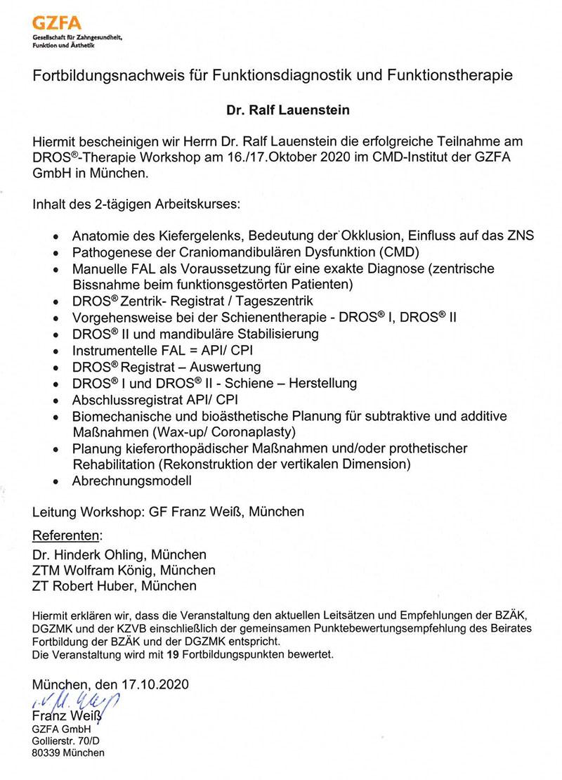 Fortbildung_Funktionsdiagnostik_Dr-Lauenstein-Bremen10-2020